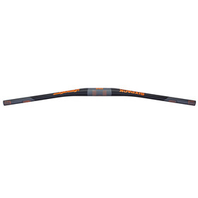 Sixpack Vertic785 Lenker Ø35mm 20mm Carbon black/orange
